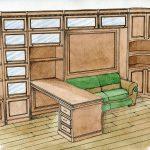 Кабинеты и библиотеки